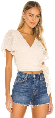 House Of Harlow x REVOLVE Rosalie Top