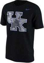 Nike Men's Kentucky Wildcats Project Fresh Camo Logo T-Shirt