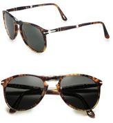 Persol Pilot 55MM Acetate Sunglasses