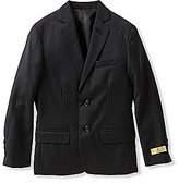 Class Club Gold Label Big Boys 8-20 Pinstripe Blazer
