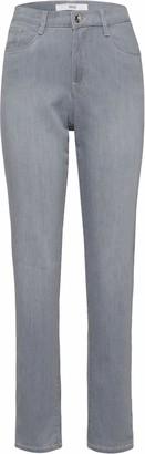 Brax Women's Carola Blue Planet Bootcut Jeans