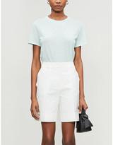 Vince Short-sleeve cotton-jersey T-shirt
