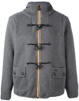 Bark 'K-Way' duffle coat