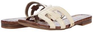 Sam Edelman Bay (Marlin Blue) Women's Slide Shoes