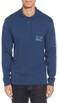 Vineyard Vines Men's Long Sleeve Hooded T-Shirt