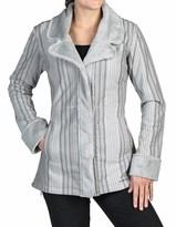 Exofficio Plush Printed Coat - Snap Front (For Women)