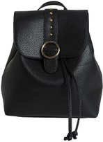 Pieces Circle Front Backpack