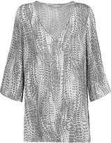 Tart Collections Emilia satin-jersey top