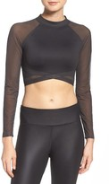 Reebok Women's Cardio Crop Top
