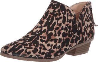 Kenneth Cole Reaction Women's Side Way Low Heel Ankle Bootie