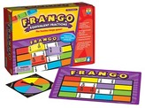 Educational Insights F-R-A-N-G-O Equivalent Fractions Game