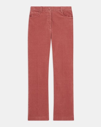 Theory Straight Jean in Corduroy
