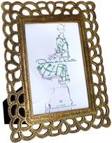 Oscar de la Renta Gardenia Brass Frame, 5x7