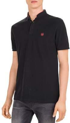 The Kooples Piqué Regular Fit Polo Shirt