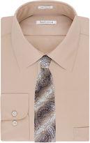 Van Heusen No-Iron Lux Sateen Dress Shirt