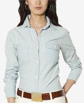 Lauren Ralph Lauren Chambray Shirt