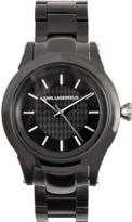 Karl Lagerfeld KL1221 Slim Chain Watch