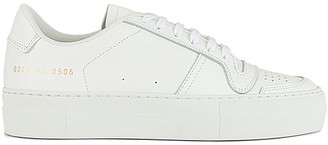 Common Projects Full Court Saffiano Sneaker