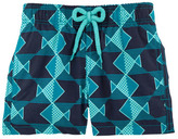 Vilebrequin Fish Graphic Swimshorts