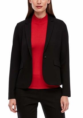 s.Oliver BLACK LABEL Women's 150.11.899.15.152.2041603 Business Casual Blazer