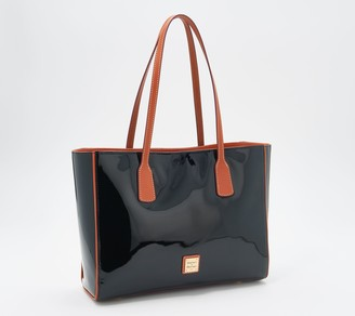 Dooney & Bourke Patent Leather Ashton Tote