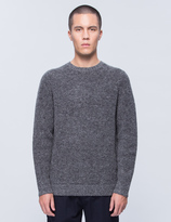 Folk Stripe Wool Jumper