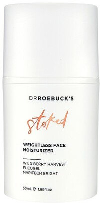 Dr Roebuck's Stoked Weightless Foaming Moisturizer