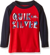 Quiksilver Little Boys' Toddler Q-Tribe Long Sleeve T-Shirt