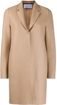 Thumbnail for your product : Harris Wharf London Single-Breasted Coat