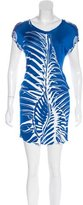 Emilio Pucci Printed Knit Dress