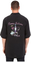 Tommy Bahama Big & Tall To Zin or Not to Zin Camp Shirt