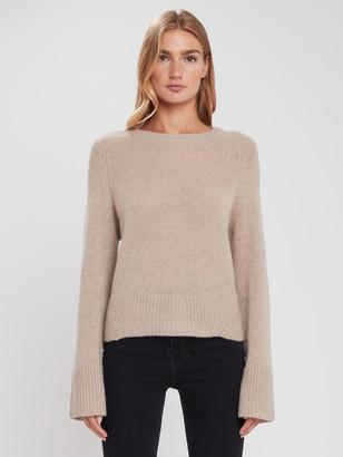 360 Cashmere Lizzie Crewneck Sweater
