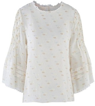 See by Chloe Blouse in jacquard