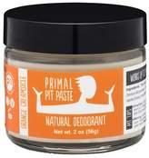 Smallflower Orange Creamsicle Jar Pit Paste for Kids by Primal Products (2oz Deodorant)