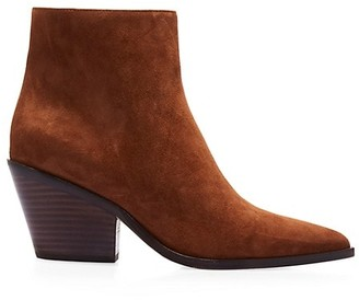 Paige Libby Suede Ankle Boots