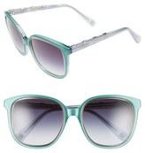 Oscar de la Renta '215' 54mm Sunglasses
