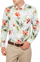 Tommy Bahama Mediterranean Floral Shirt