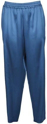 Gianluca Capannolo Elastic-Waist Trousers
