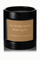 Burberry Highland Berry Scented Candle, 240g - Colorless