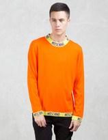 Moschino Ribs L/S Sweater