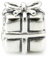 Pandora Charm - Sterling Silver - Present