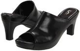 SoftWalk Basel (Black Veg Calf) - Footwear