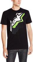 Alpinestars Men's Offset Graphic T-Shirt-Medium