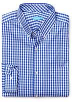 J.Mclaughlin Carnegie Classic Fit Shirt in Gingham