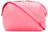 DELPOZO double zip crossbody bag - women - Calf Leather - One Size
