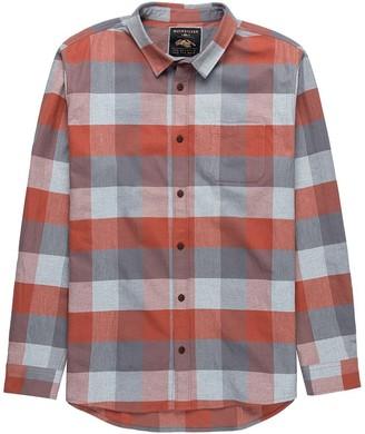 Quiksilver Stretch Flannel Shirt - Men's
