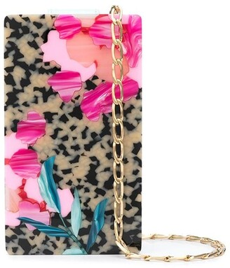 Edie Parker Minnie hardbody clutch