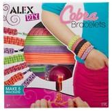 Alex DIY Wear Cobra Bracelets