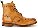 Grenson Fred Brown Leather Boots