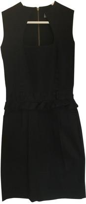 Preen Black Cotton Dress for Women